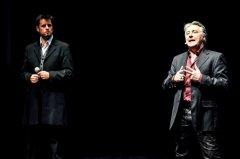Jean-Charles Dupet et Erick Fearson au Casino de P